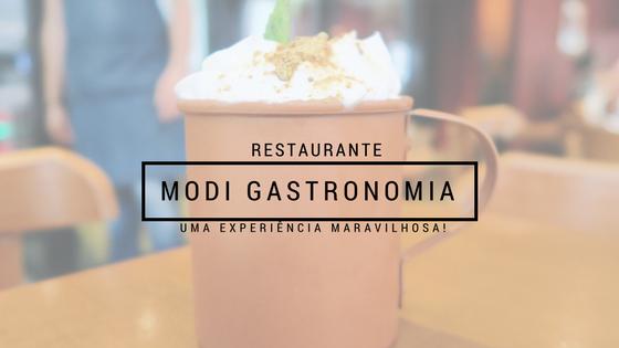 modi gastronomia