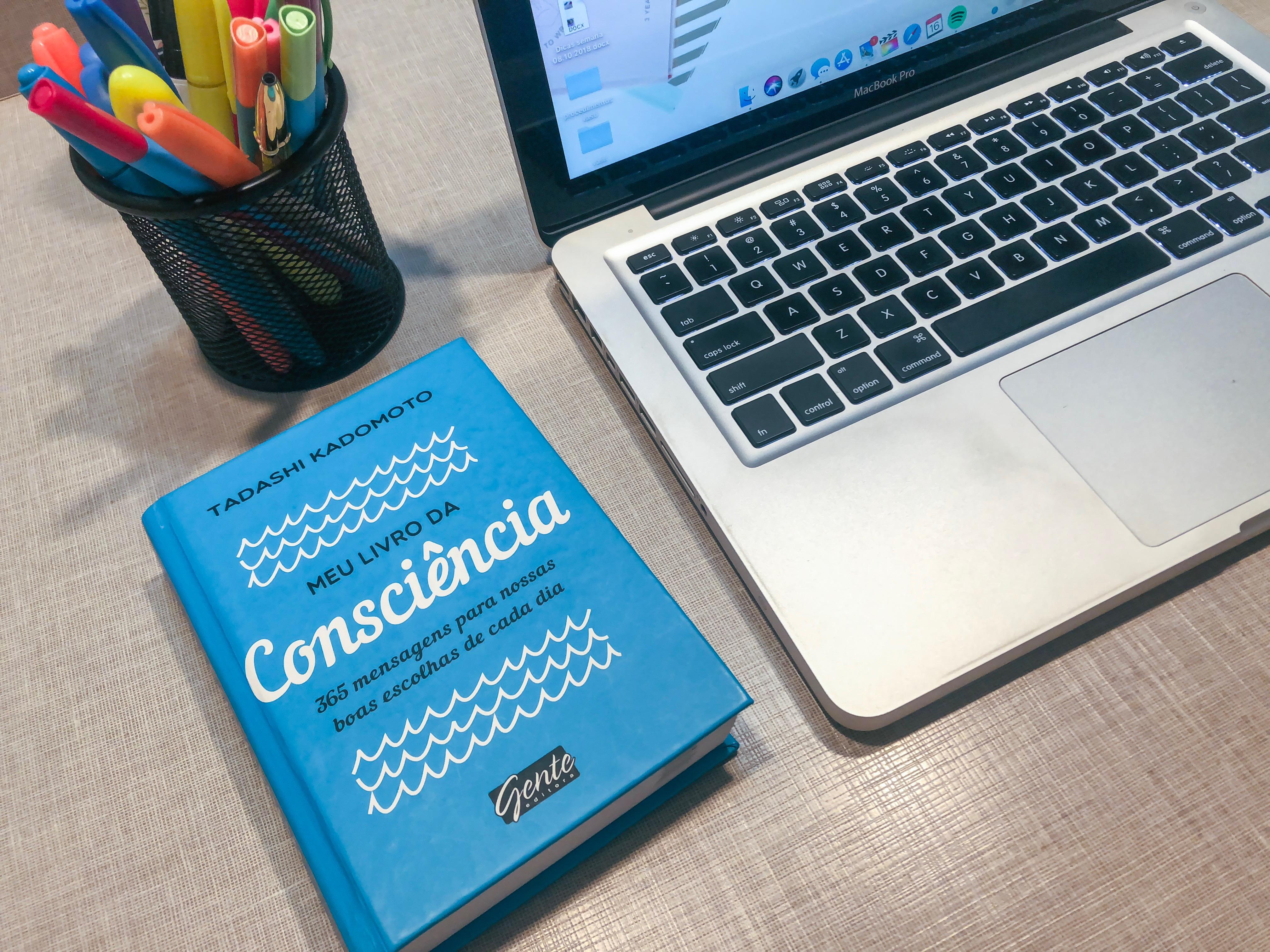 meu livro da consciencia